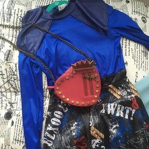 Disney Descendants Heart Bag Evie Costume Cosplay